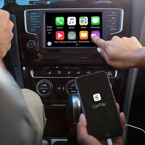 2019 Volkswagen Jetta's App Connect