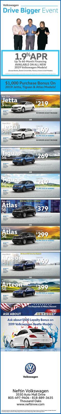 Drive Bigger Event Ad