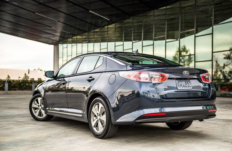 2016 Kia Optima Hybrid comparison