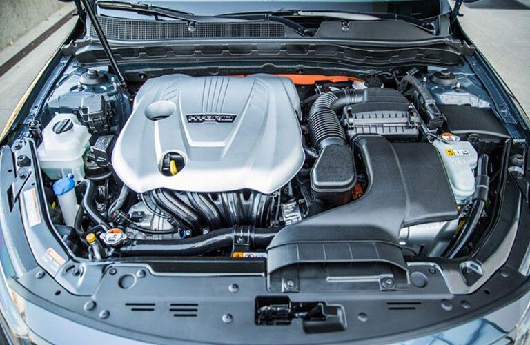 Optima Hybrid Engine Vs Hyundai