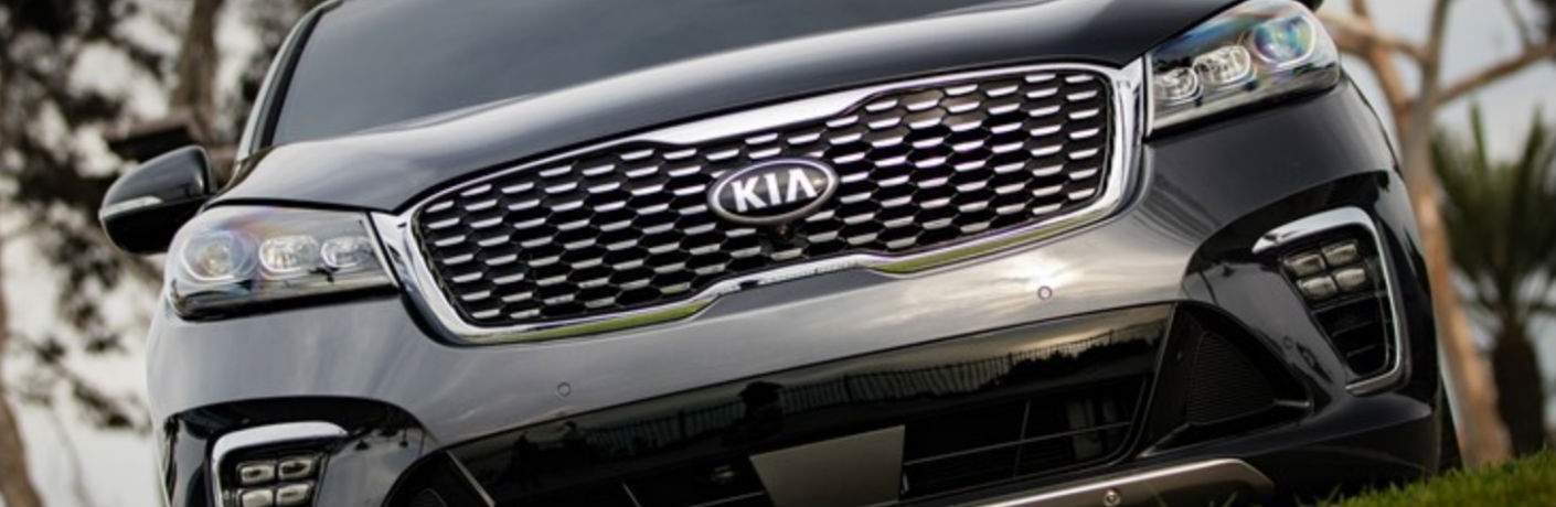 2019 Kia Sorento Front End View
