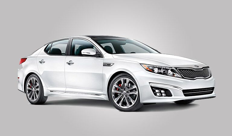 Kia Optima Comparison