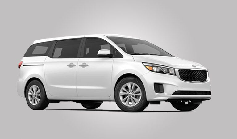 2016 Kia Sedona Comparison