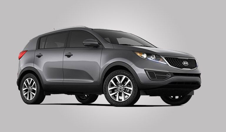 Kia Sportage Comparison