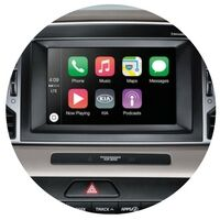 2017 Sportage apple carplay