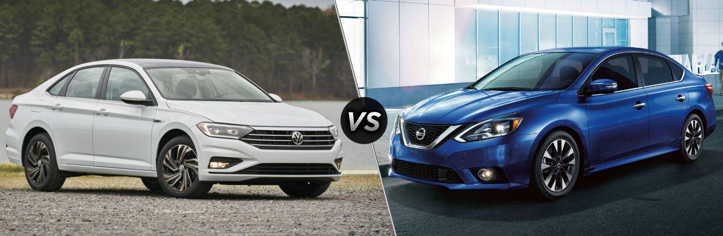 2019 Volkswagen Jetta vs 2018 Nissan Sentra