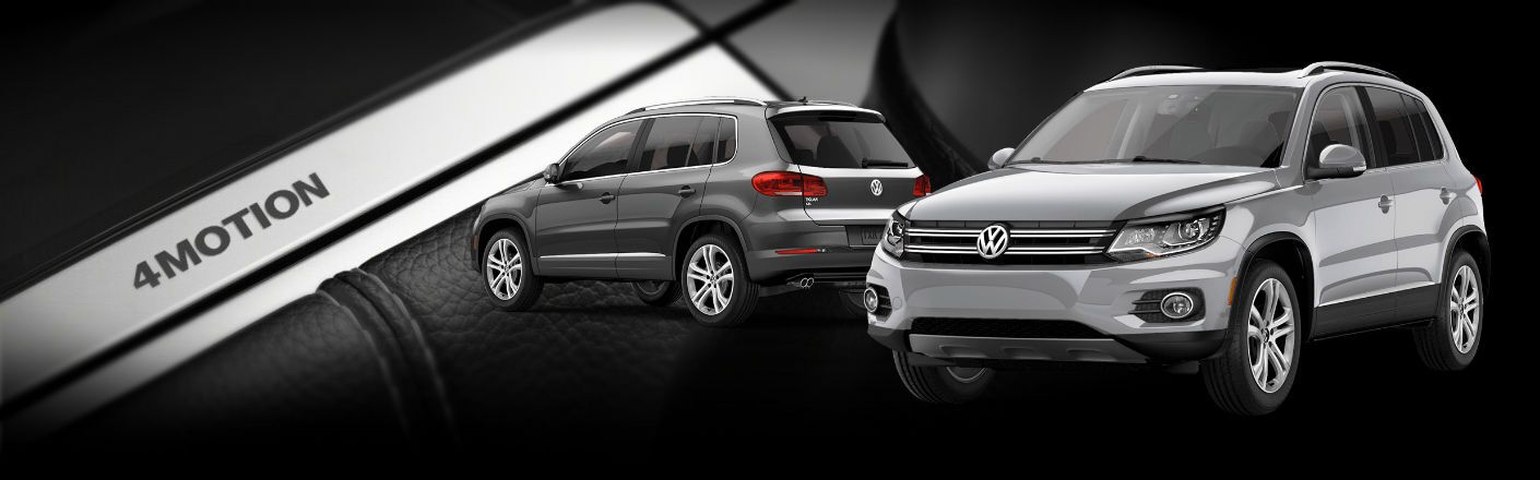 Volkswagen 4Motion AWD How it Works Vehicles Available With Benefits