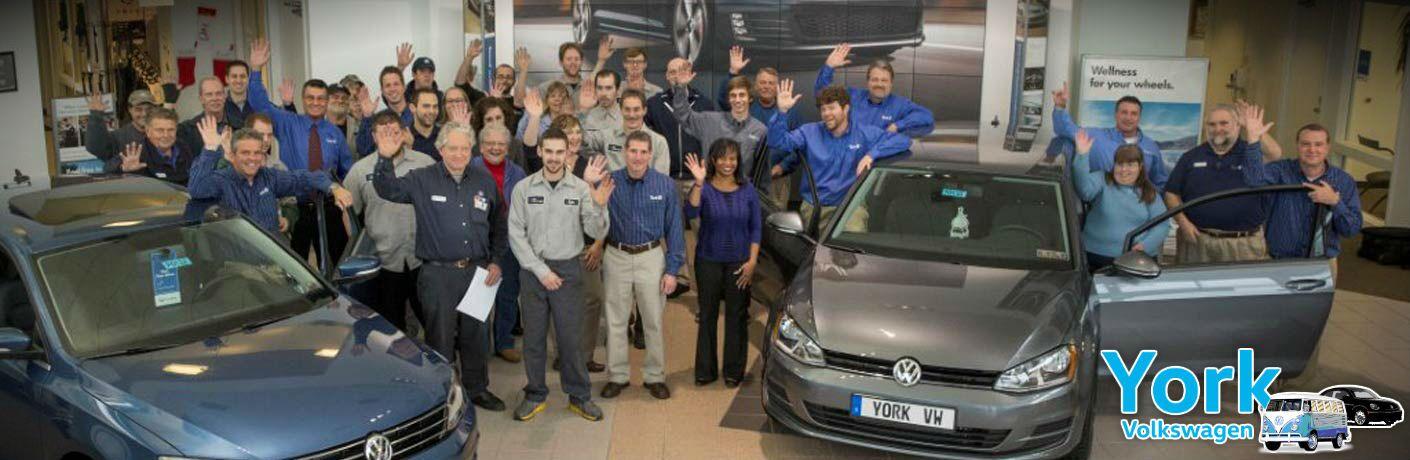 New & Used Volkswagen Dealer Reading PA
