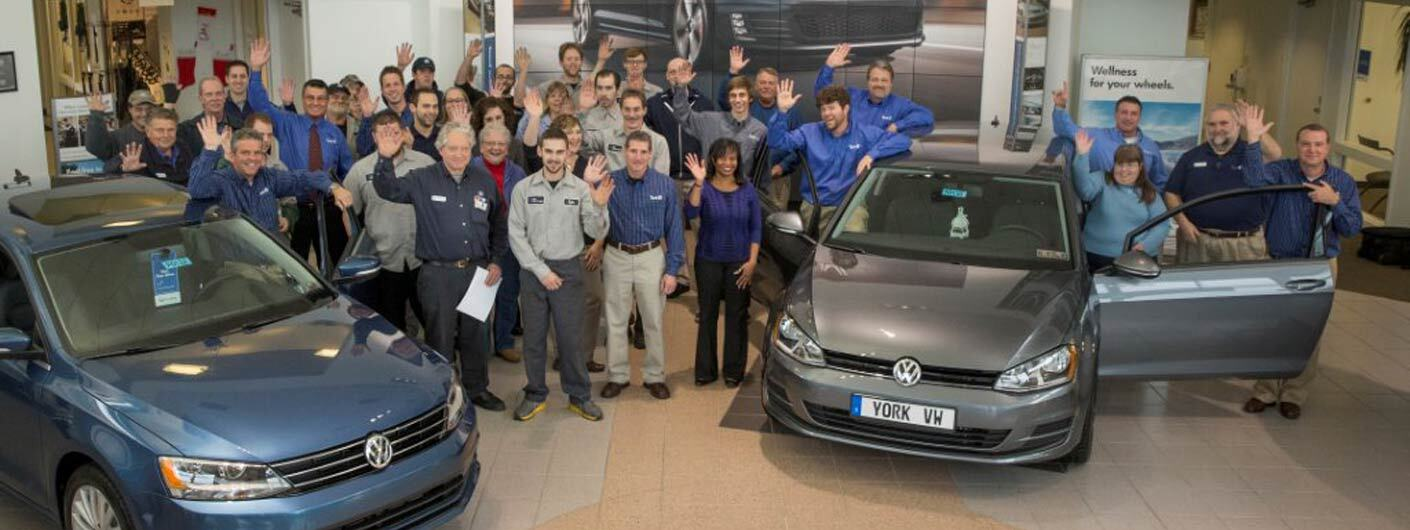 About York Volkswagen