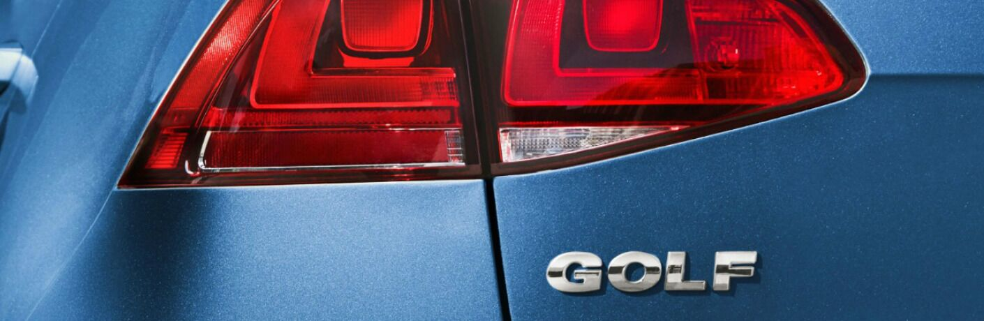 2017 Volkswagen Golf S vs Wolfsburg Trim Levels