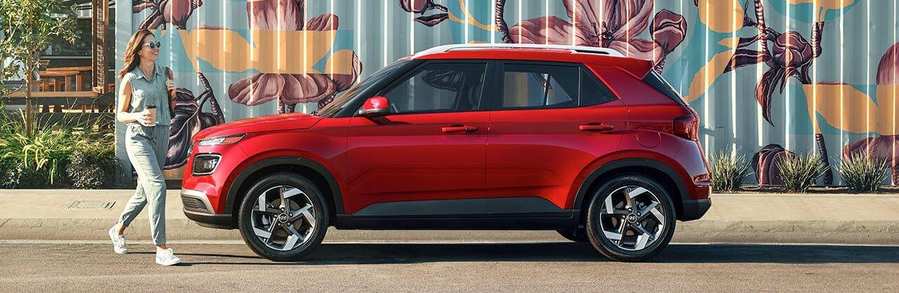 2020 Hyundai Venue Near Ontario