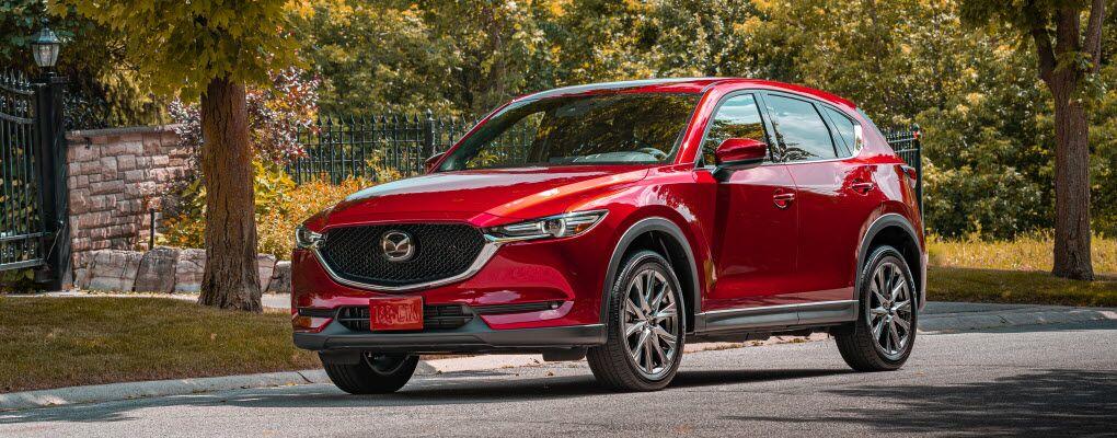 2020 Mazda CX-5 San Luis Obispo