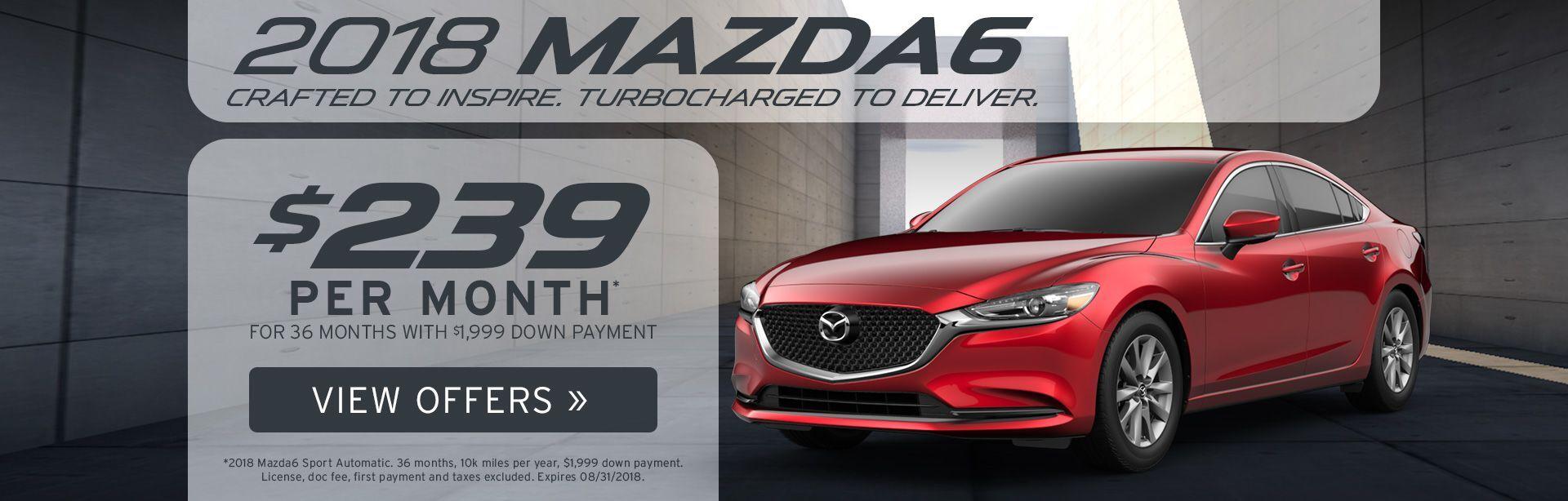 Mazda6 Specials