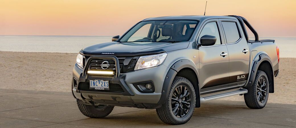 Gilroy Nissan Dealers - 2020 Nissan Frontier
