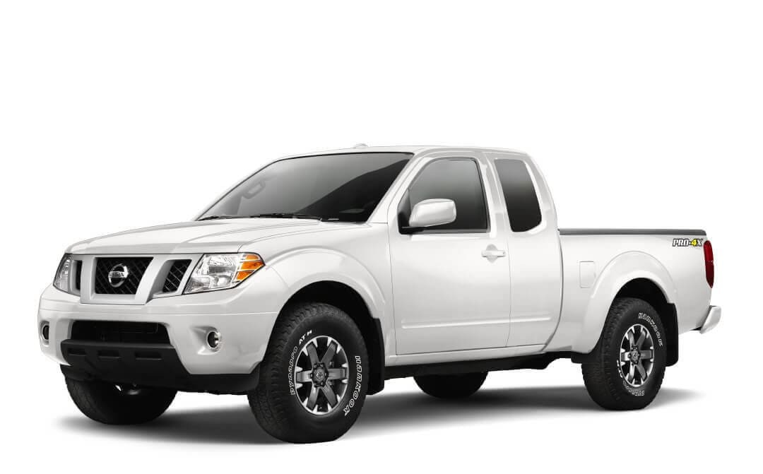2019 Nissan Frontier Holiday Special