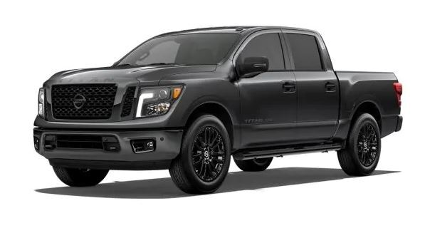 2019 Nissan Titan Holiday Special