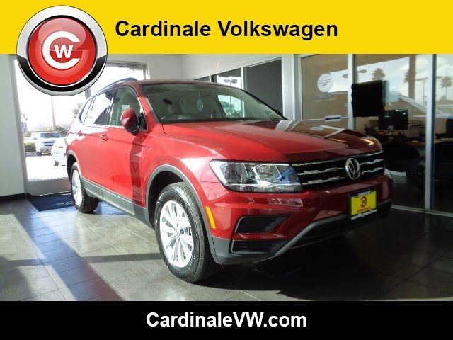 2019 VW Tiguan Holiday Special