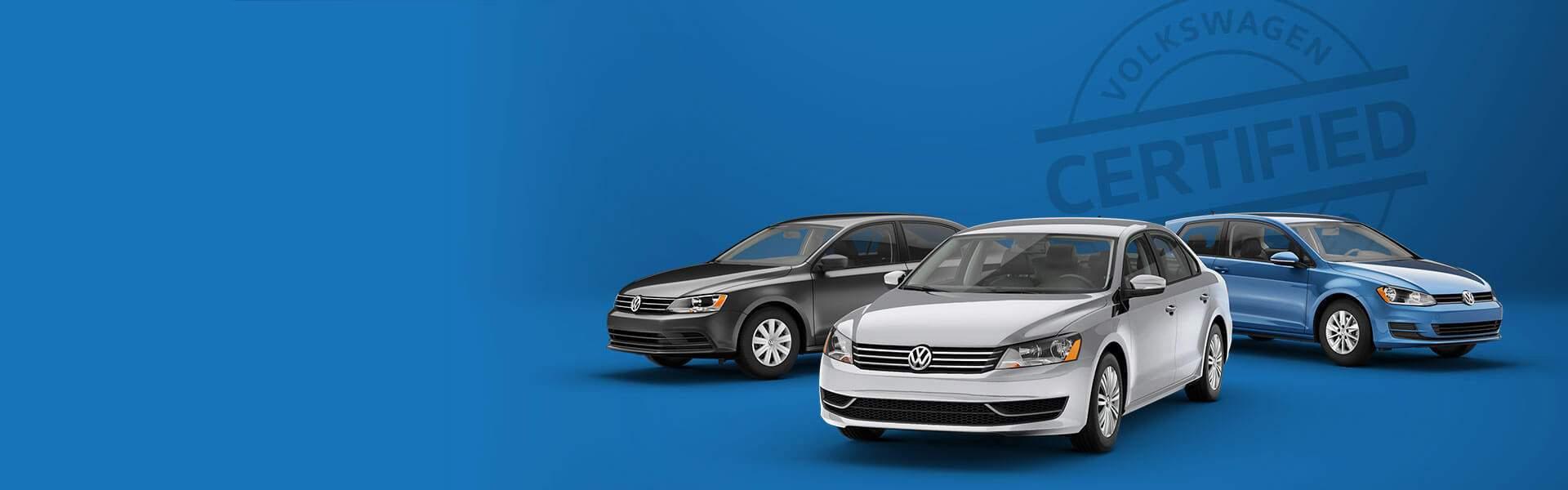 Volkswagen Certified Pre-Owned in Salinas, CA