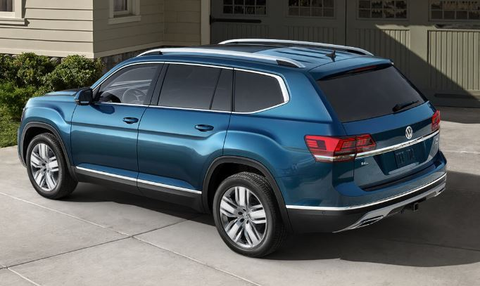 VW Atlas Holiday Savings