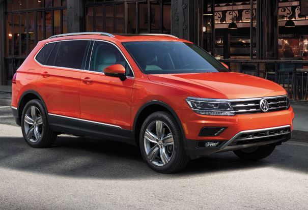 VW Tiguan Holiday Savings