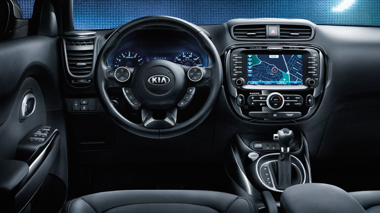 2015 Kia Soul High Tech Interior
