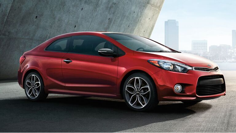 2015 Kia Forte Koup Exterior High Point NC