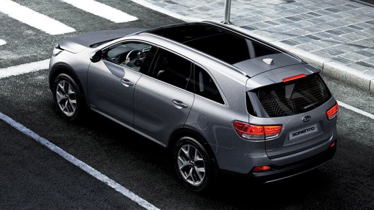 2016 Kia Sorento Performance