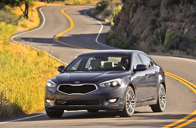 2016 Kia Cadenza Fuel Economy