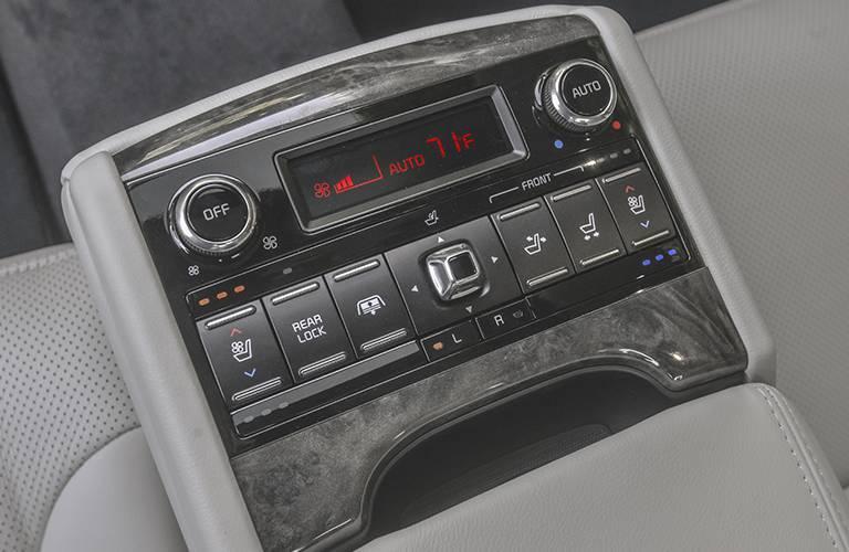 2017 Kia K900 Infotainment