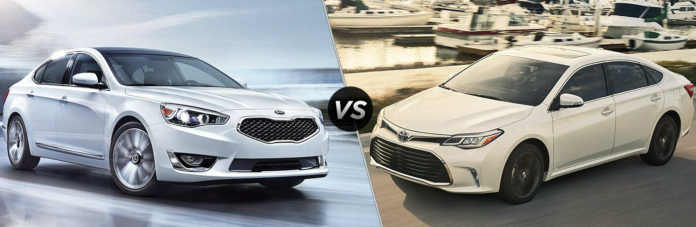 2016 Kia Cadenza vs 2016 Toyota Avalon_o
