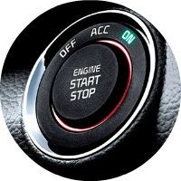 2016 Kia Forte Koup Push Button Start