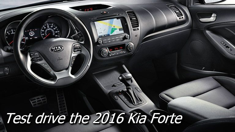 where can i test drive the 2016 kia forte near high point