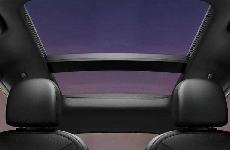 2017 Kia Soul panoramic sunroof