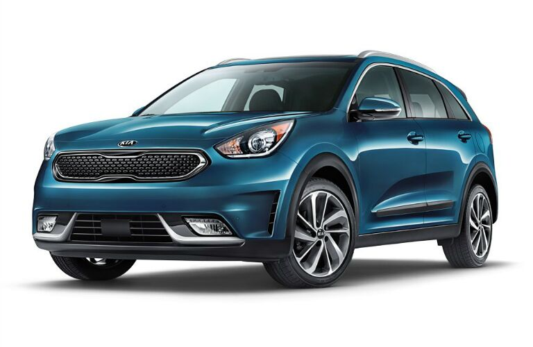 Kia Niro comparison