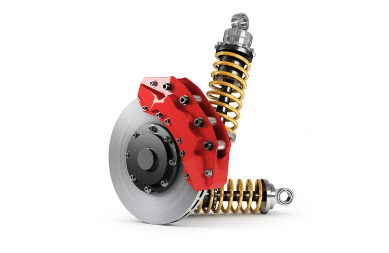 brand new full brake mechanism