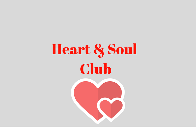 heart and soul club button