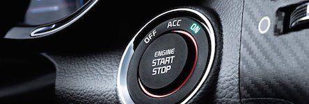 New Kia Forte Selection, Push Button Start