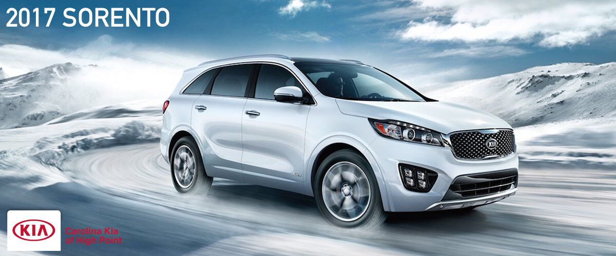 New Kia Sorento in High Point NC