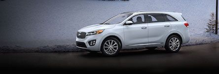 2017 Kia Sorento Selection