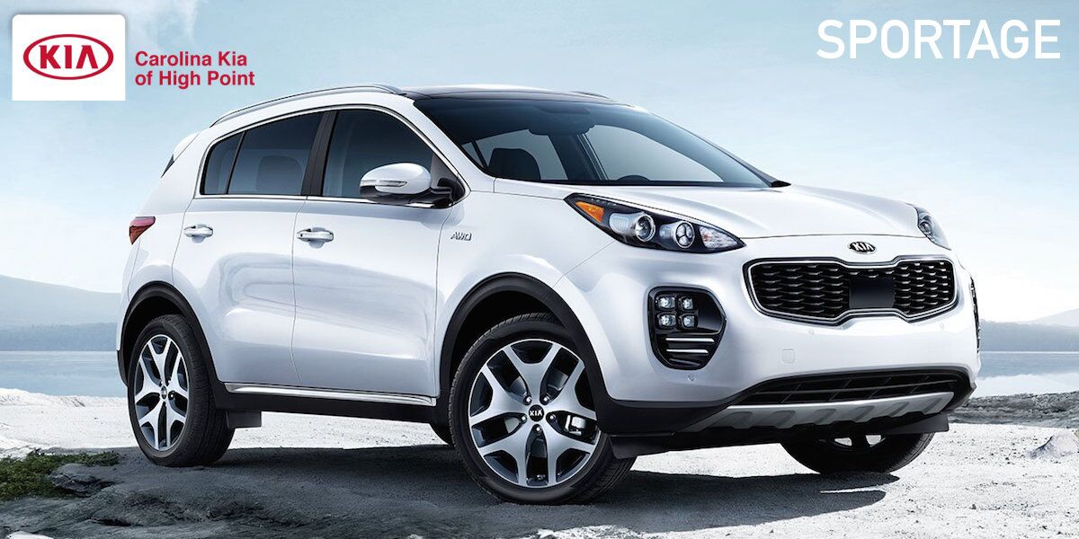 New Kia Sportage High Point NC
