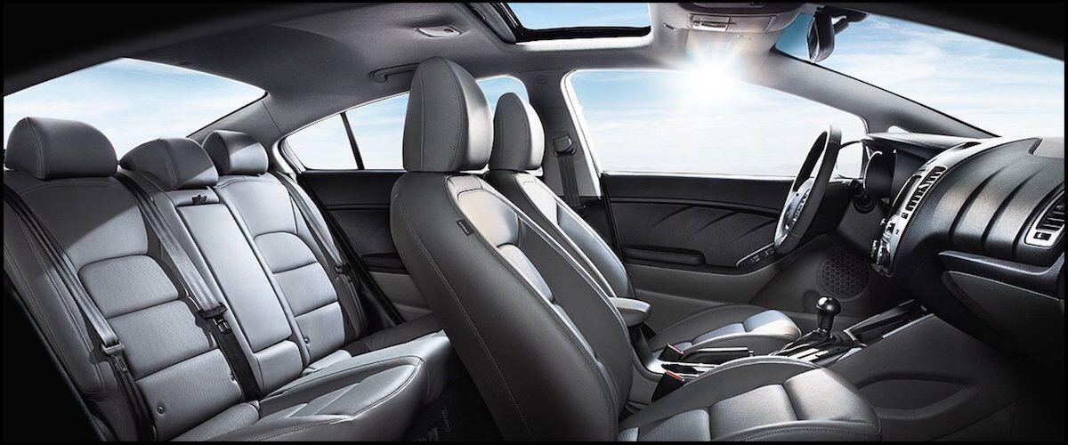 New Kia Forte Interior