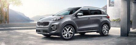 New Kia Sportage Selection High Point NC