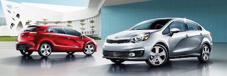 New Kia Rio Selection