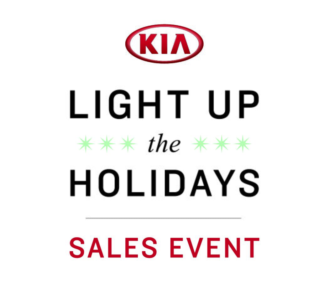 light up the holidays sales kia
