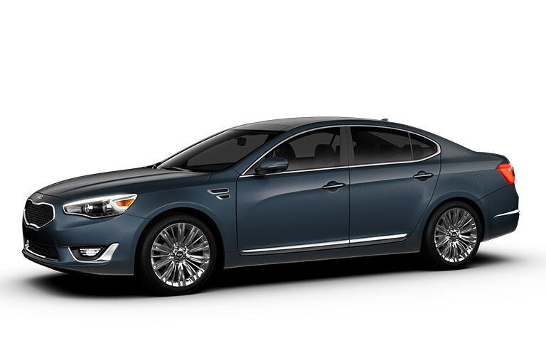 Kia Cadenza Comparison