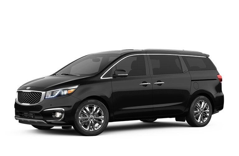 Kia Sedona Comparison
