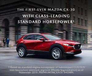 The First-Ever Mazda CX-30 in Corona, CA