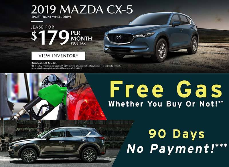 2019 CX-5 Holiday Special