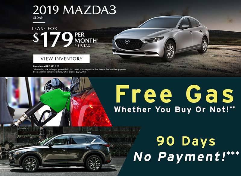 2019 Mazda3 Holiday Special