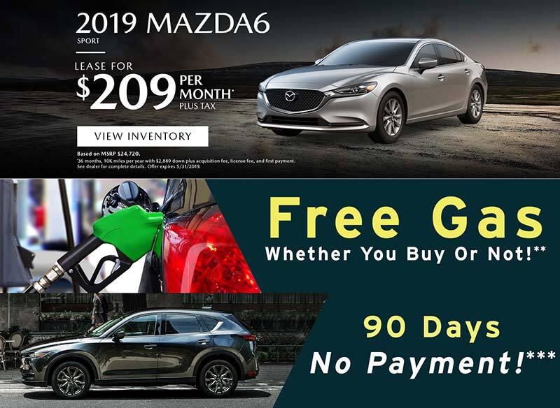 2019 Mazda6 Holiday Special